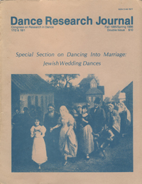 Dancing into Marriage: Jewish Wedding Dances