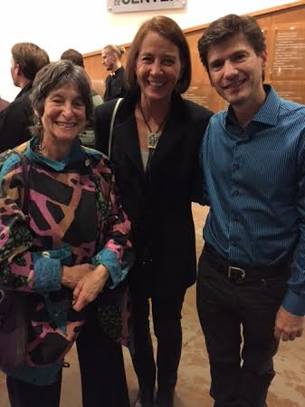 Judith Brin Ingber with James Sewell and Mary Leer